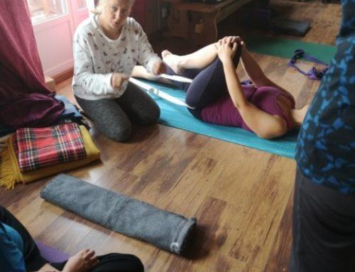Endelig yoga