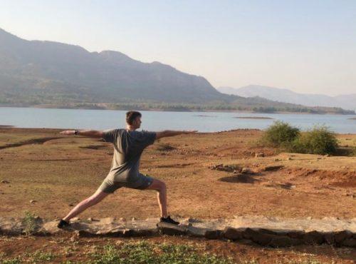 Øvet yoga