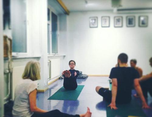 Har du en yogalærer i magen?