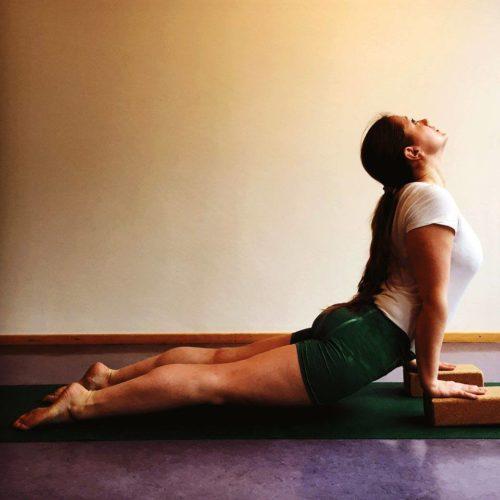 Iyengar yoga flyt flow